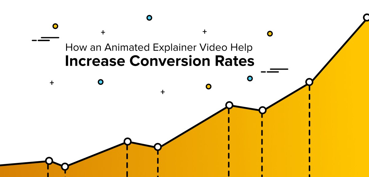 How an animated explainer video help increase conversion rates