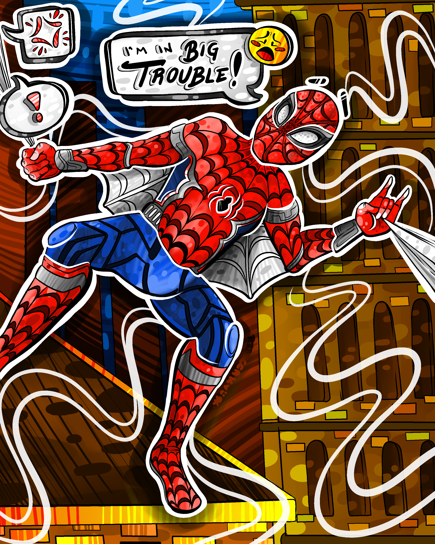 Spider Man-Homecoming