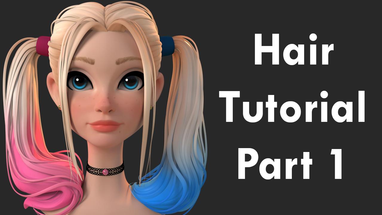 Hair Tutorial Part 1