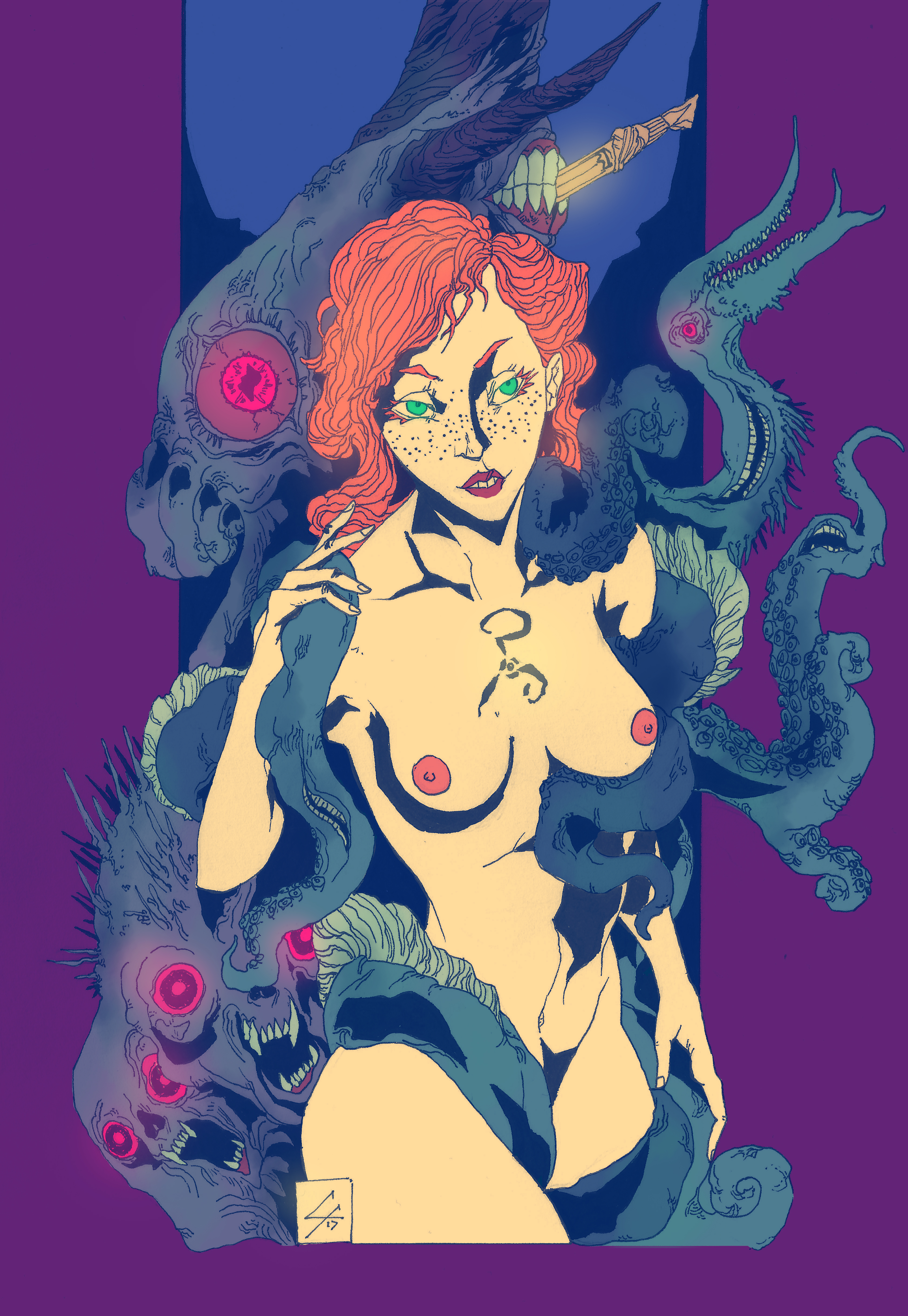 Tentacle Babe