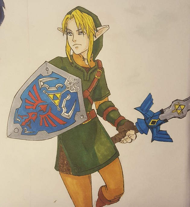 L is for LInk