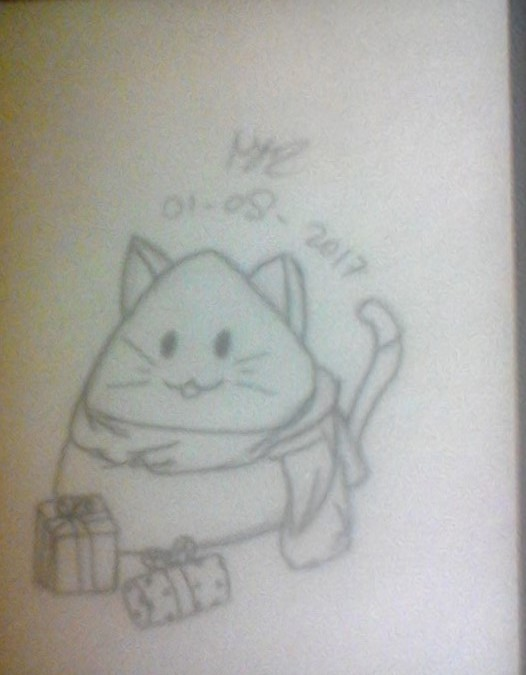 Some sort of kitty cat :3 (meow <3)