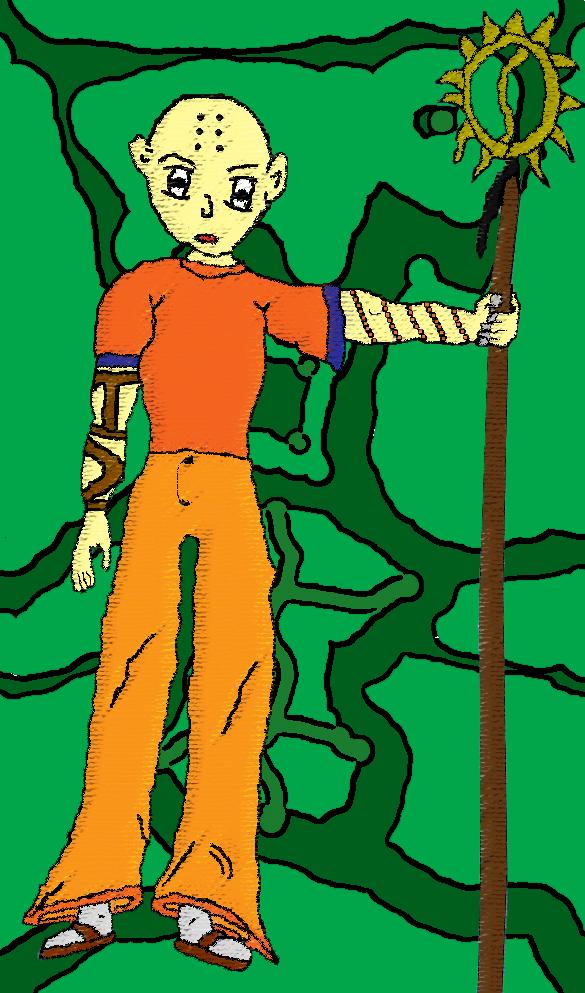 Shol Monk