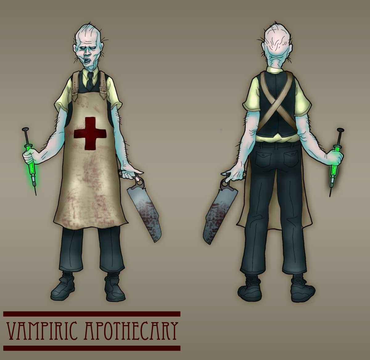 Vampiric Apothecary