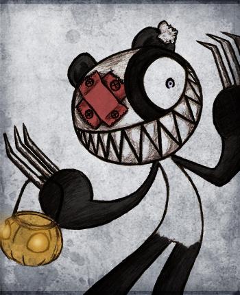 Bearly Halloween