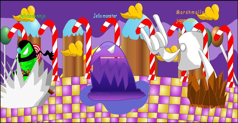 Candy ememies