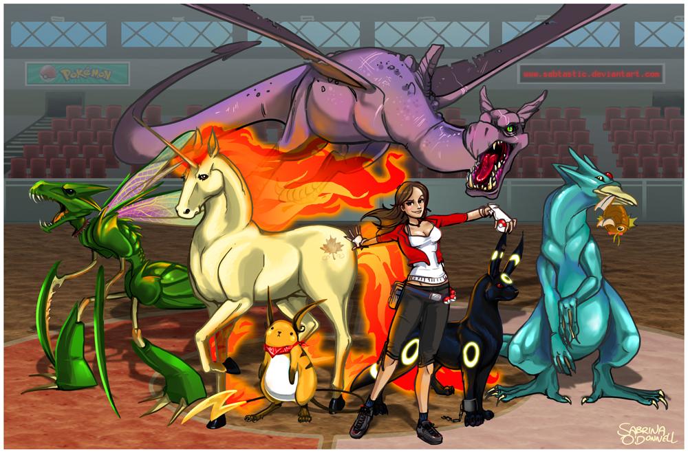 My Pokemans - Team Tastic