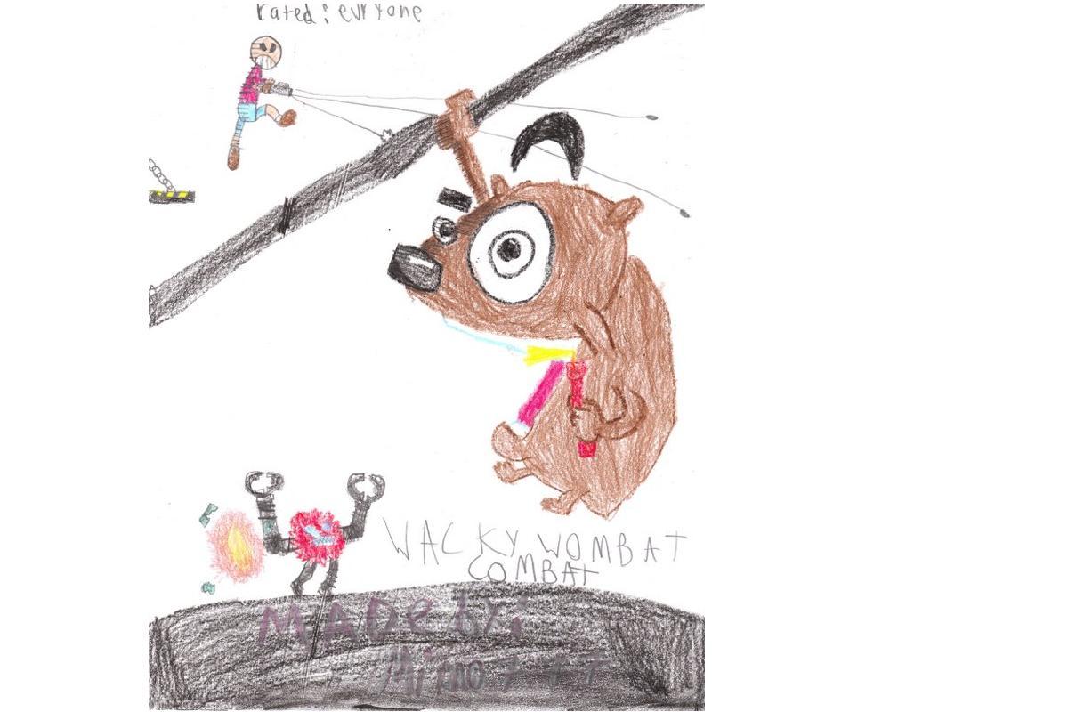 Wacky Wombat Combat