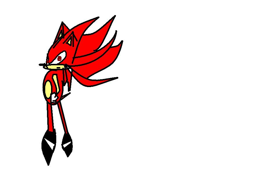 Flame the hedgehog