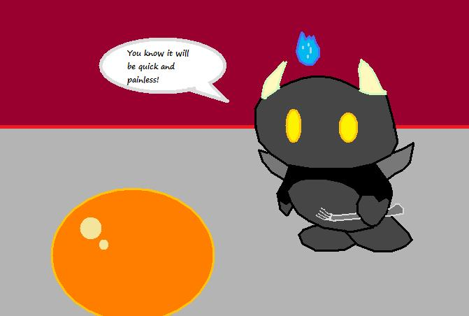 Hungry Devil Chao