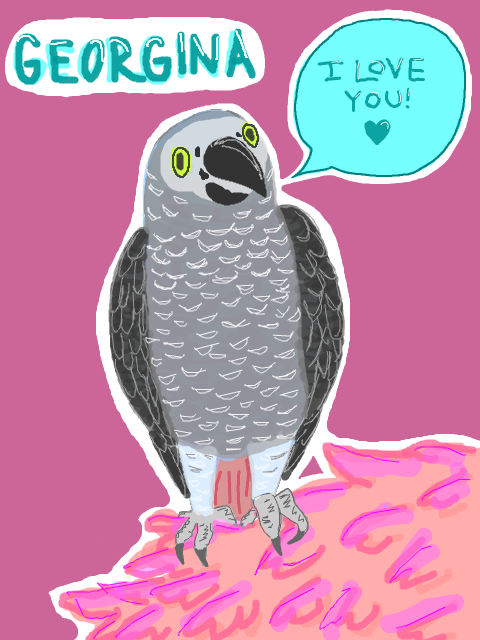 Georgina Loves You!