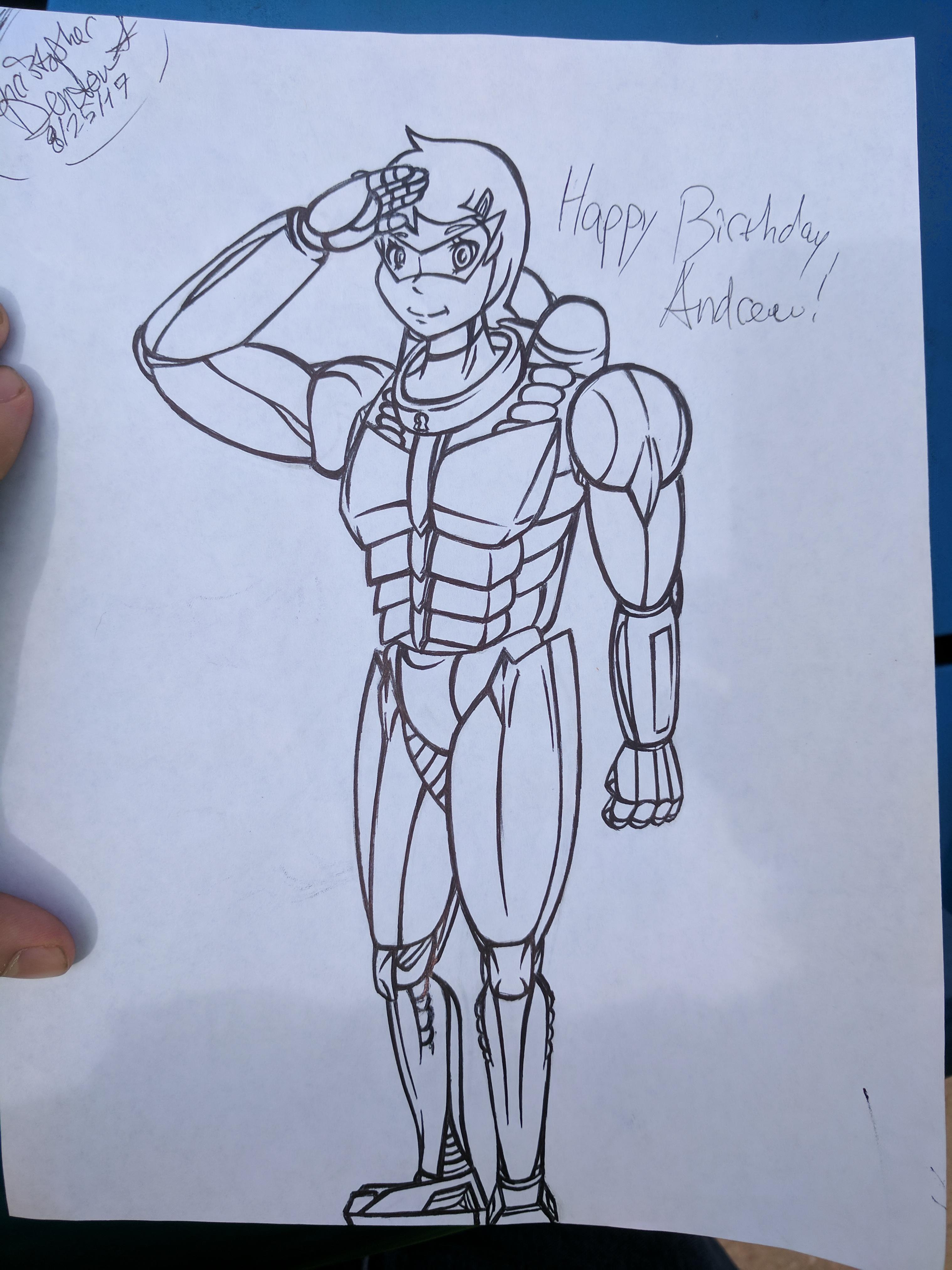 Happy Birthday to my brother