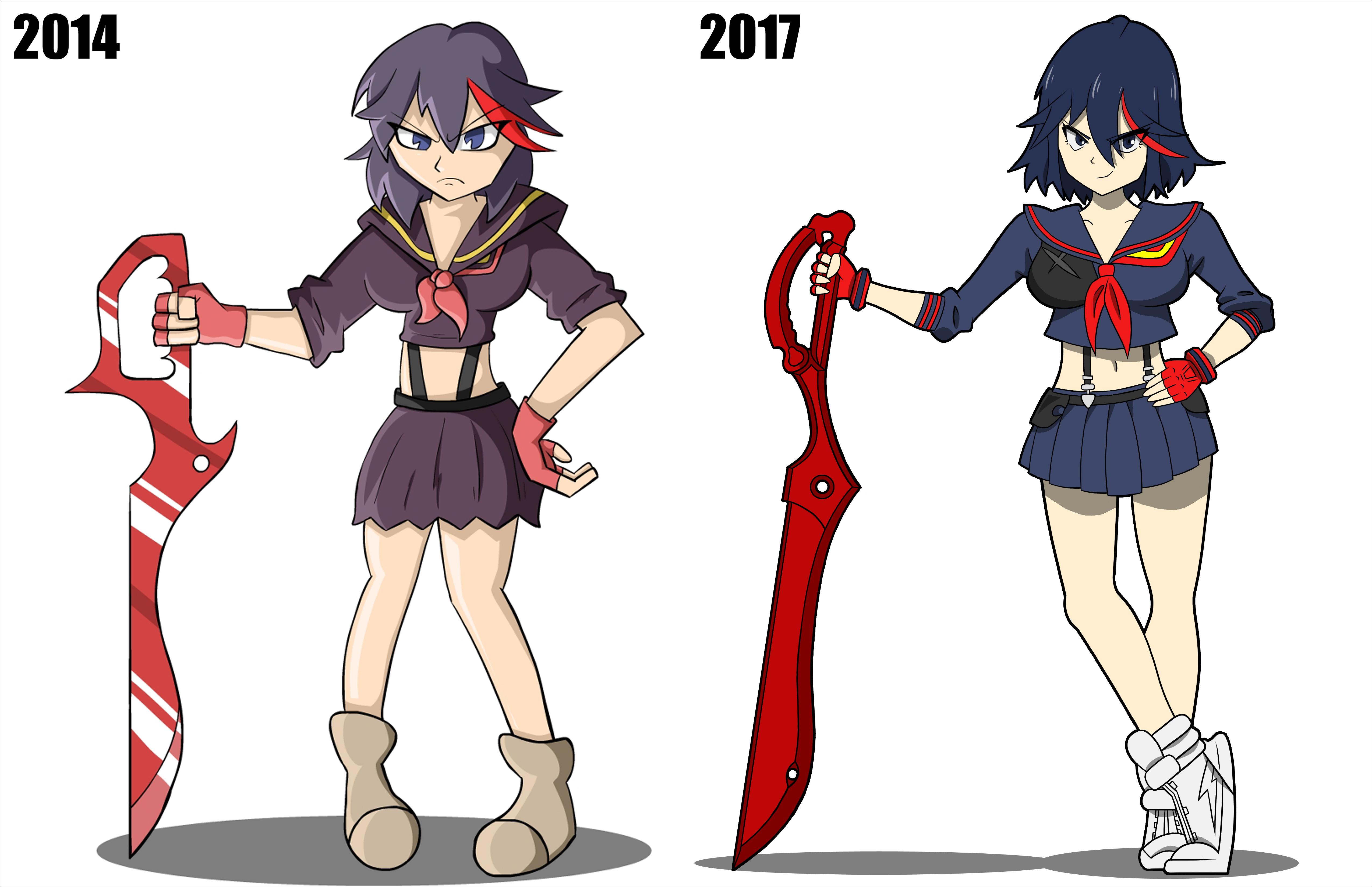 Ryuko matoi