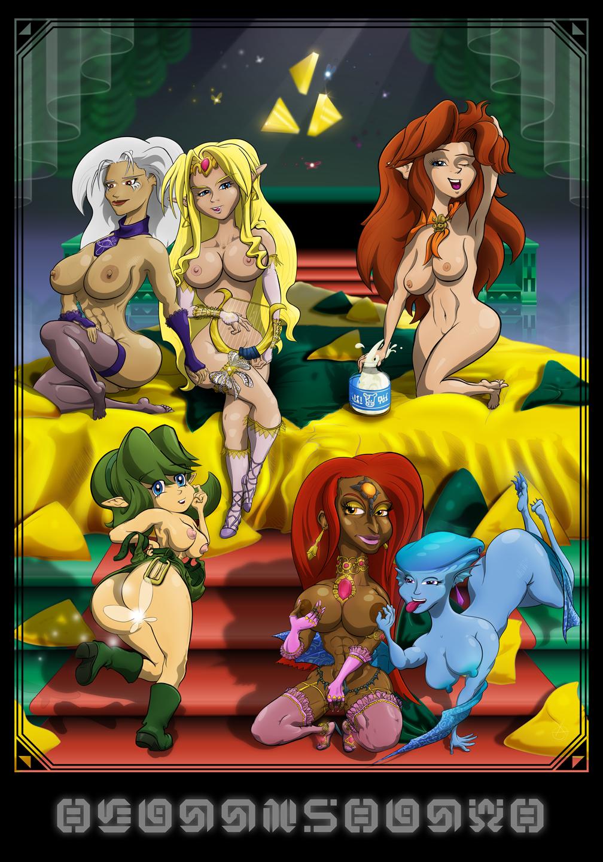 Ocarina of Tits