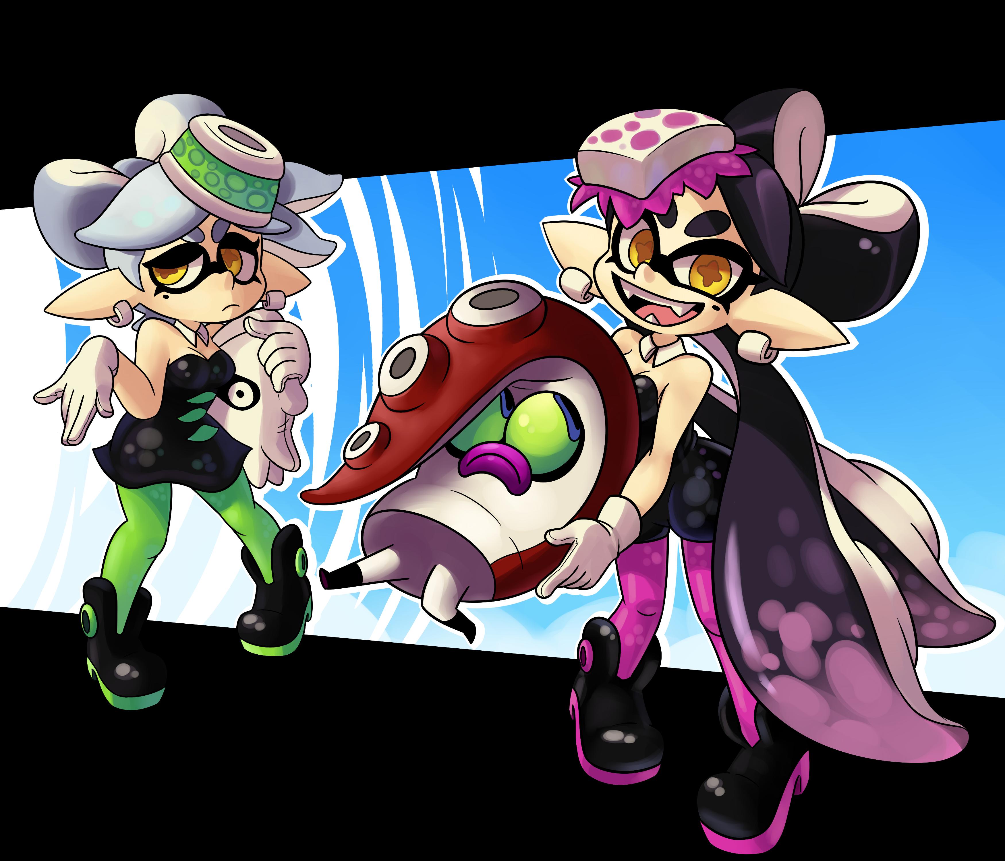 Squidsters
