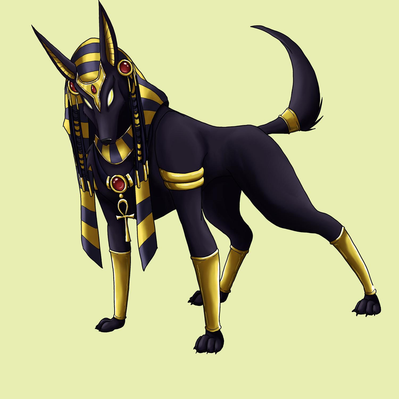Anubis Dog