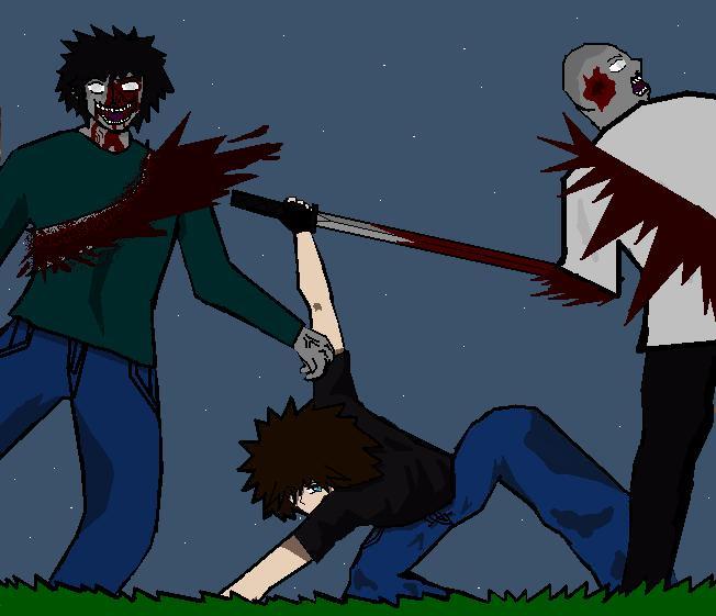Sorean Zombie kill