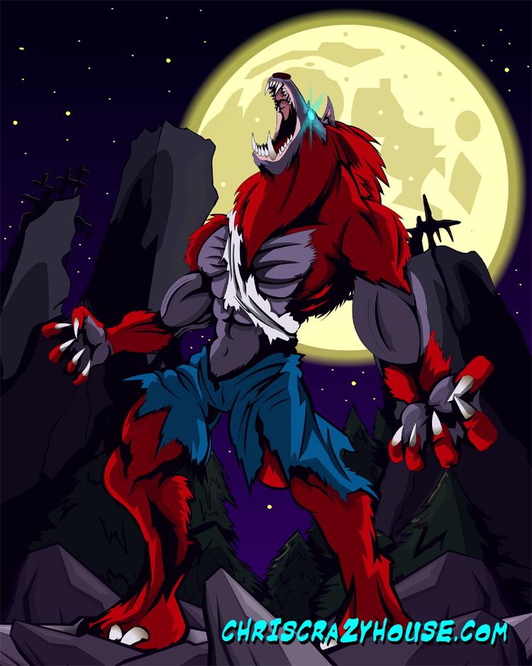Howlin' Wolfman