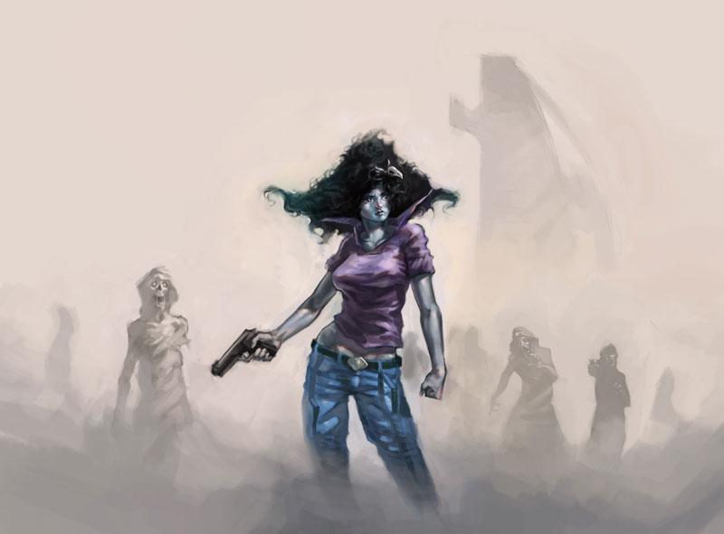 U.A.E of the Dead