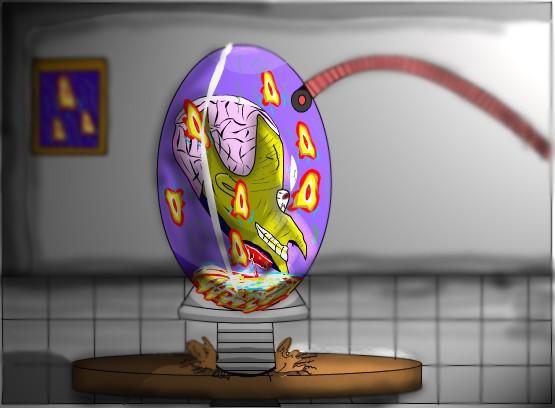 Alien in the Jar
