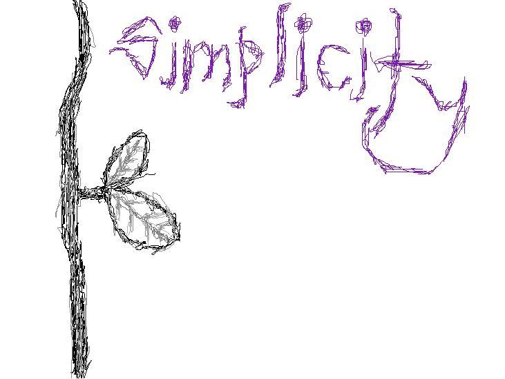 Vine of Simplicity
