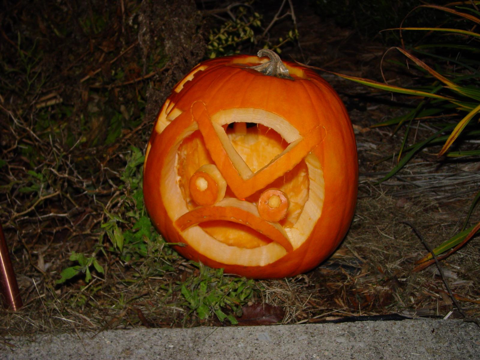 Pumpkin Carving 09 - 1
