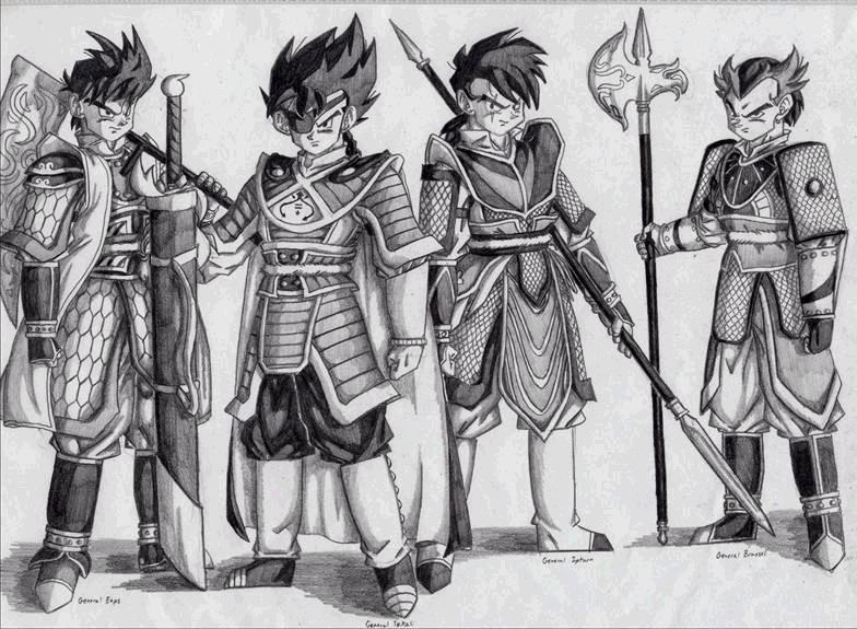 Dbz Samurai