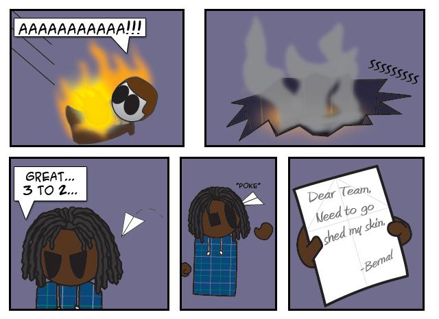 Team Battle - Page Ten