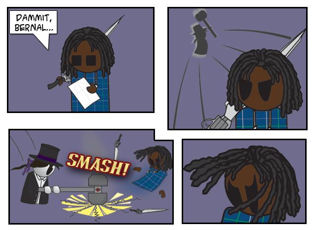 Team Battle - Page Eleven