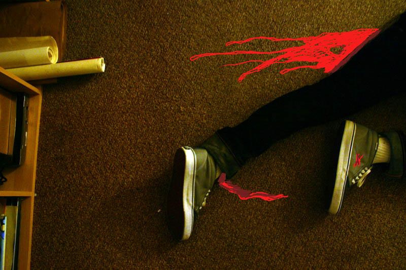 bleeding heart.