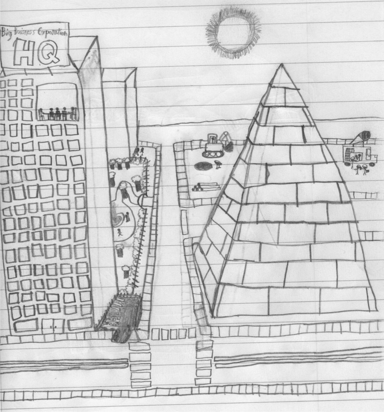The Urban Pyramid