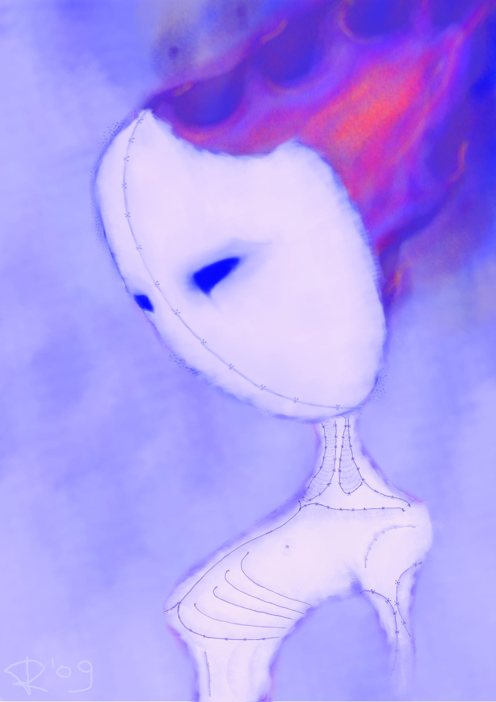 The Violet Mask