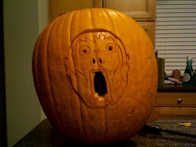 """Jack """"O Face"""" Lantern"""