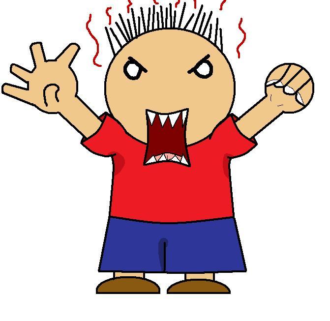 Angry Dan