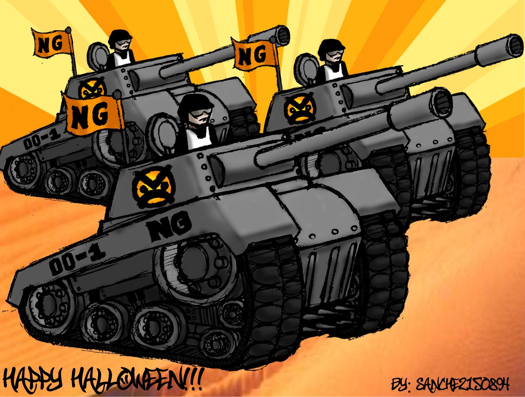 NG Tank Army