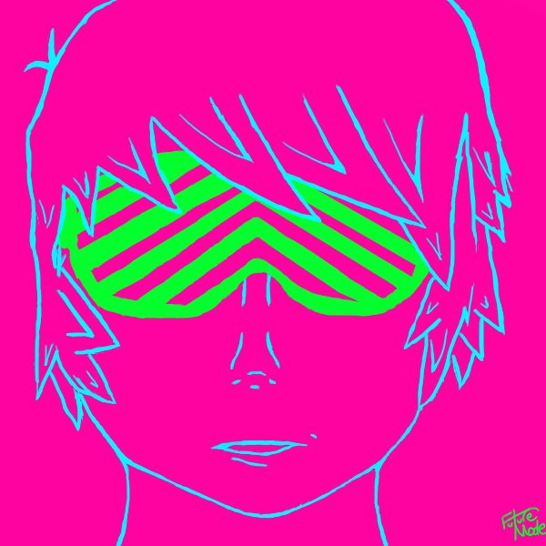 Neon Shades.