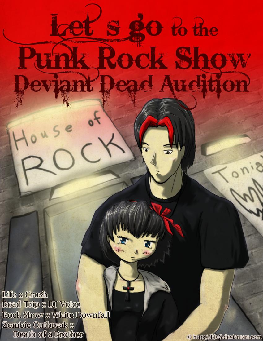 Deviant Dead Audition Cover