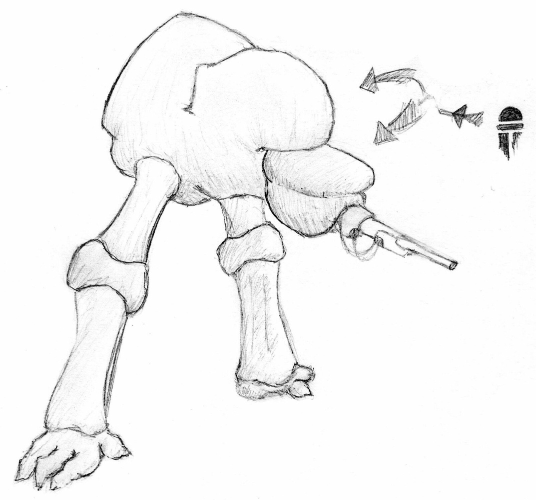 Concept of Bipod