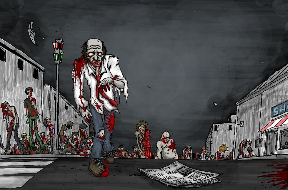 DEAD X WALK 2