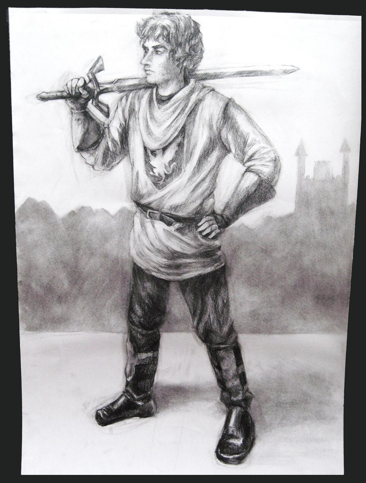 Griffin: Swordsman