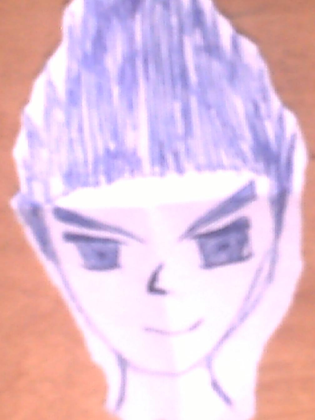 Generic anime portrait