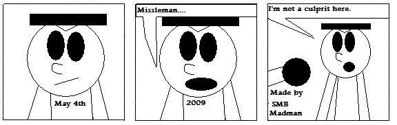 Missleman comic 8