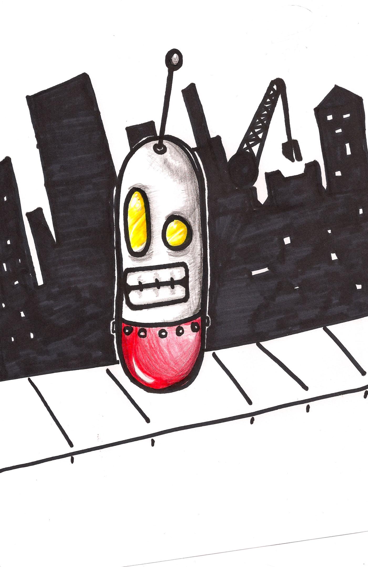 Pill bot