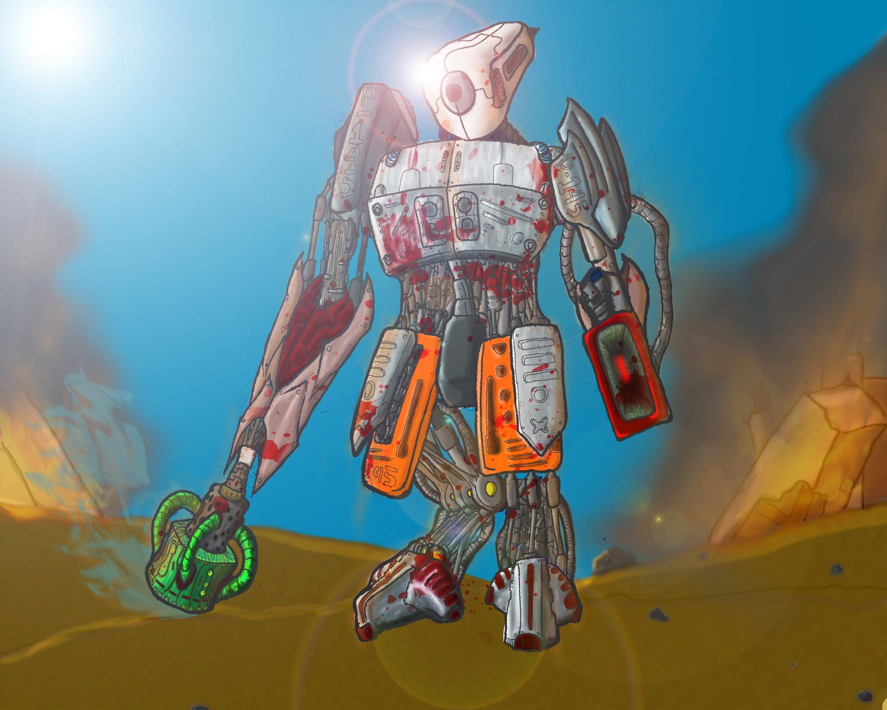 Killing Robot
