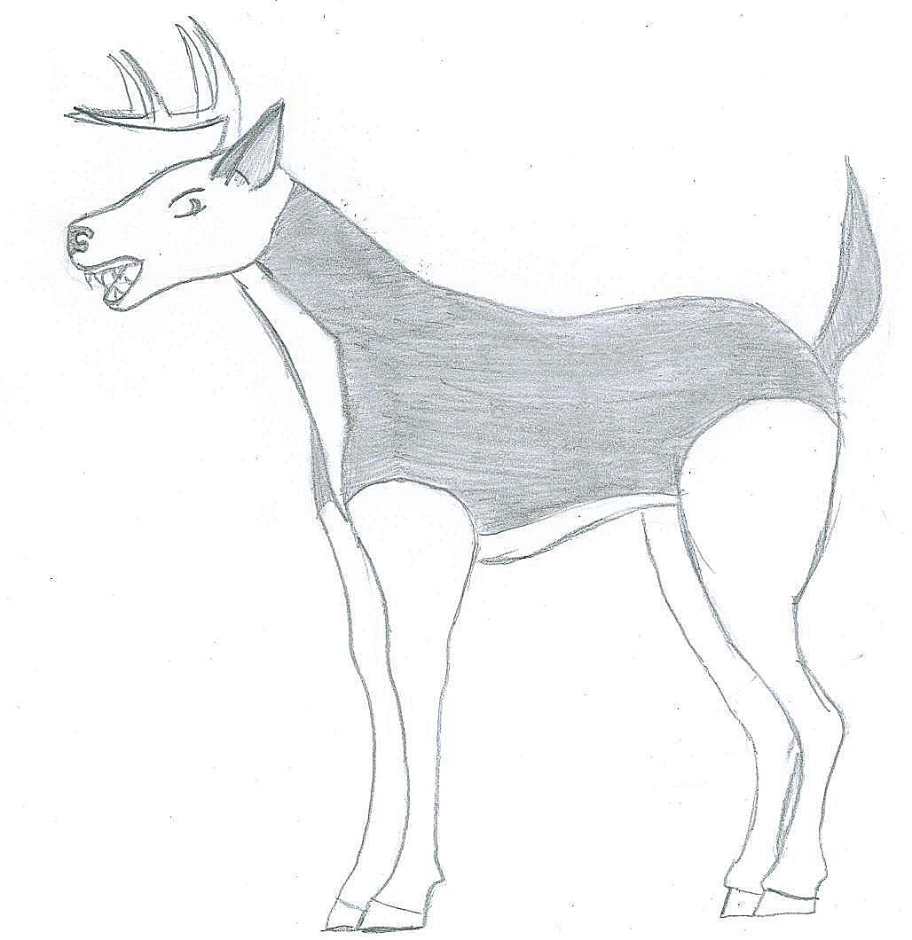 The Carnivorous Deer