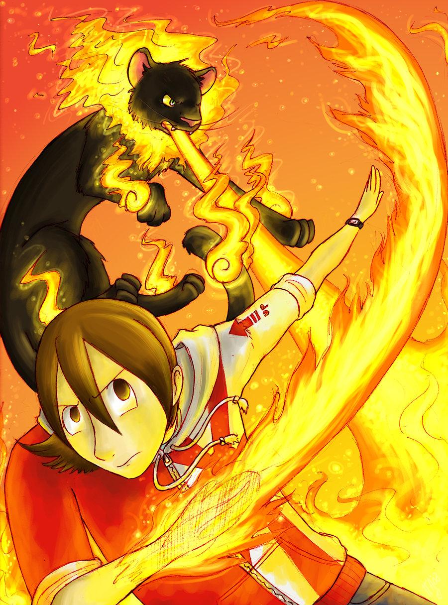 Boy Witch Takato
