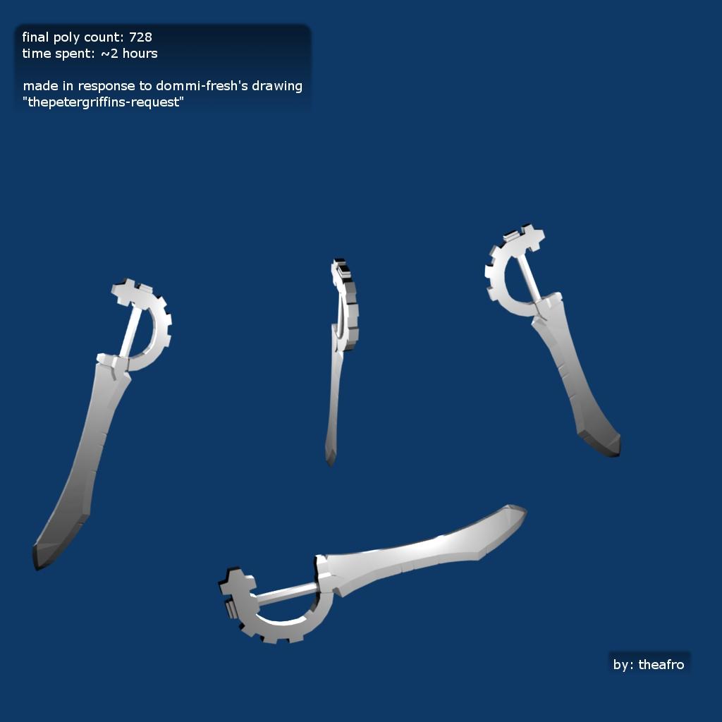 bamf sword