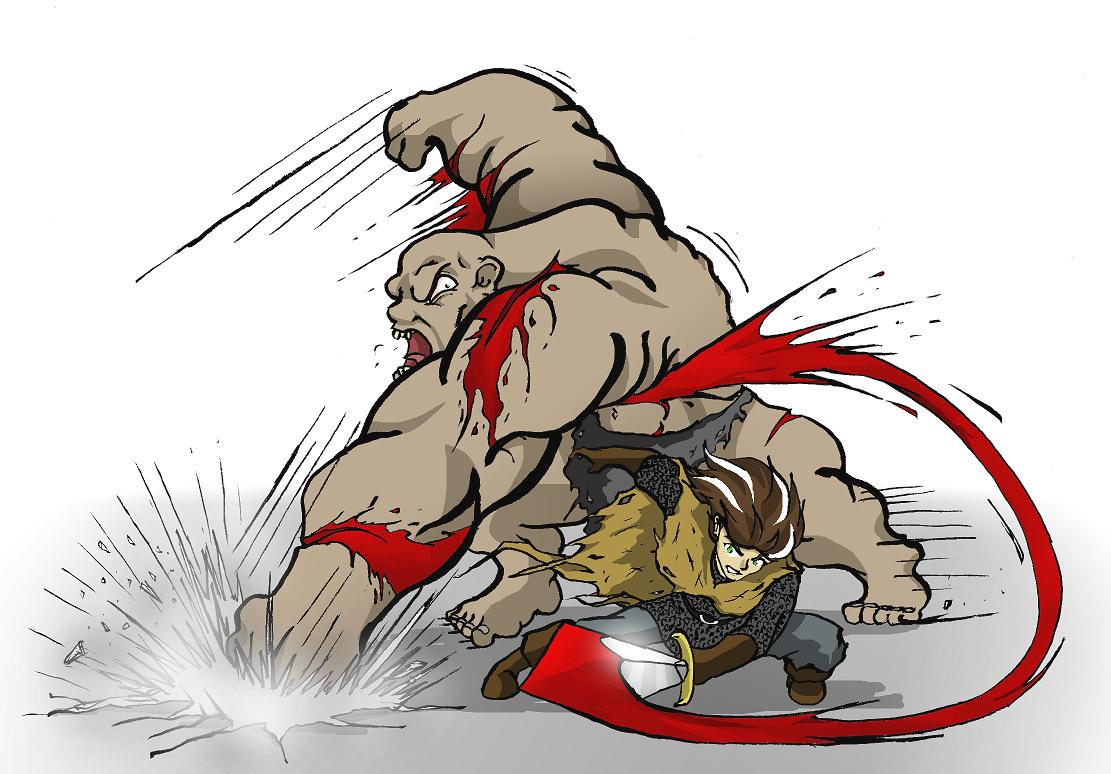 Giant smash