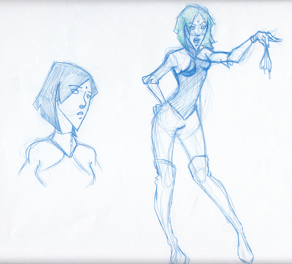 Animation Character Concept