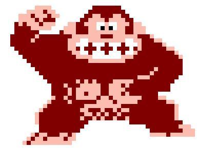 8-bit DK